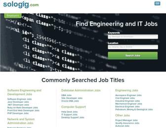 Thumbshot of Sologig.com
