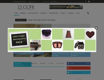 decorchamp.com screenshot