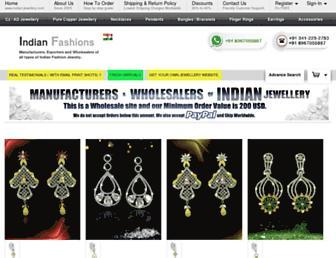 indian-jewellery.com screenshot