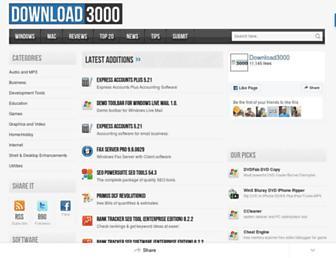 download3000.com screenshot