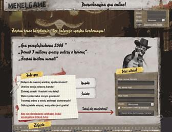 Thumbshot of Menelgame.pl