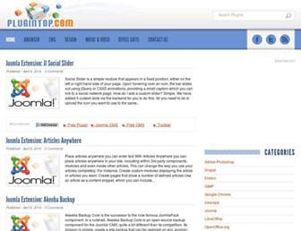 plugintop.com screenshot