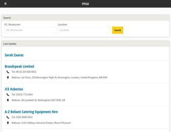uk.ypgo.net screenshot