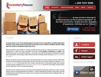 Thumbshot of Inventoryhouse.co.uk