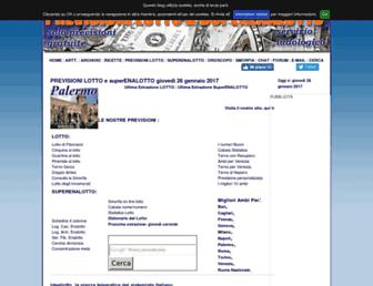 Main page screenshot of idealdieta.it