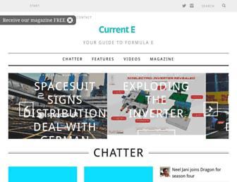 current-e.com screenshot