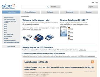 sbc-support.com screenshot