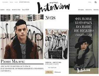 Thumbshot of Interviewrussia.ru