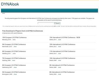 dynalook.com screenshot