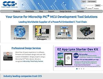 ccsinfo.com screenshot