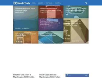 naldotech.com screenshot