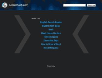 searchhash.com screenshot