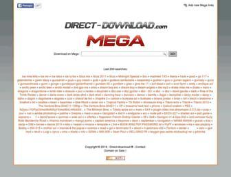 direct-download.com screenshot