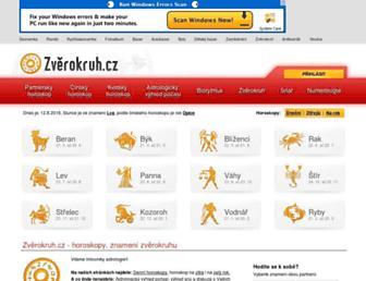Thumbshot of Zverokruh.cz