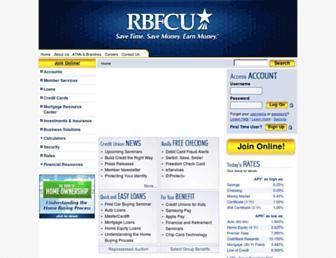 Thumbshot of Rbfcu.org