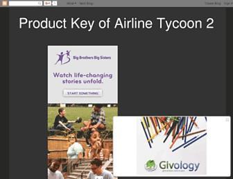 airlinetycoon-2.blogspot.com screenshot