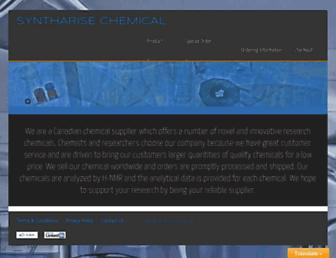 syntharise.com screenshot