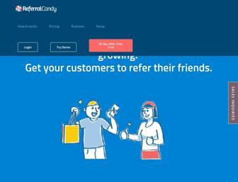referralcandy.com screenshot