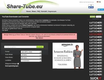 Thumbshot of Share-tube.eu