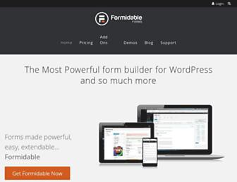 Thumbshot of Formidablepro.com