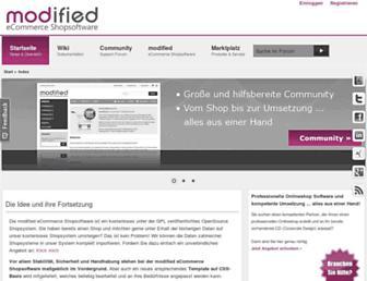 modified-shop.org screenshot