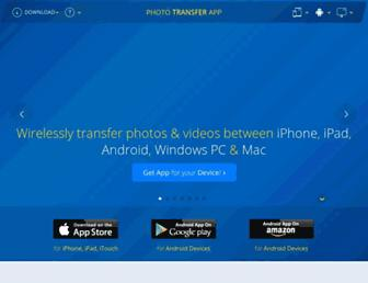Thumbshot of Phototransferapp.com