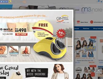 members.lelong.com.my screenshot