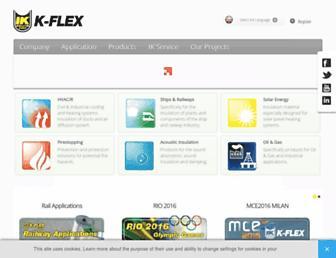 kflex.com screenshot