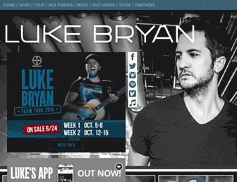 Thumbshot of Lukebryan.com