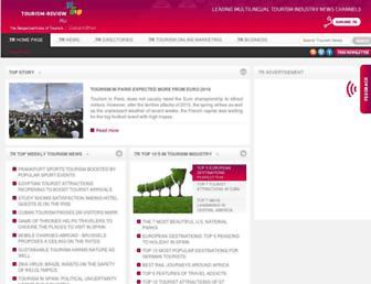 tourism-review.com screenshot