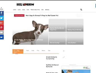 Thumbshot of Dog-lovers.co.uk
