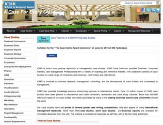 icmrindia.org screenshot
