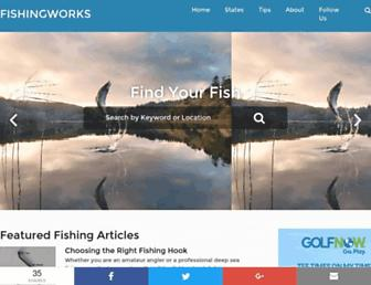 Thumbshot of Fishingworks.com
