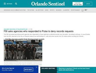 Thumbshot of Orlandosentinel.com
