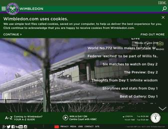 Thumbshot of Wimbledon.com
