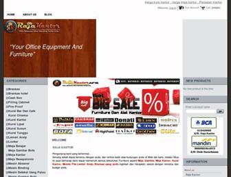 rajakantor.com screenshot