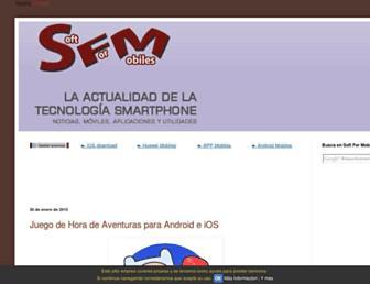 softformobiles.com screenshot