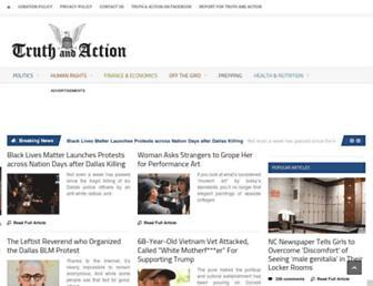 Thumbshot of Truthandaction.org