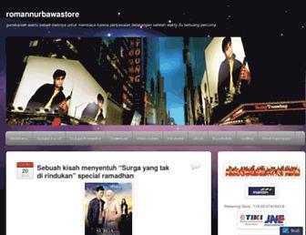 romannurbawastore.wordpress.com screenshot