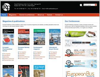 russellpublishing.com screenshot