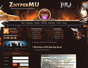 zhypermu.com screenshot
