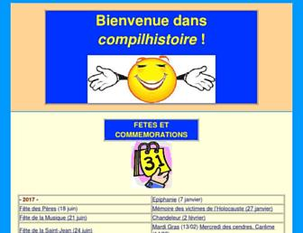 compilhistoire.pagesperso-orange.fr screenshot
