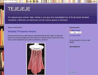 tejejeje-marta.blogspot.com screenshot