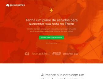 geekiegames.geekie.com.br screenshot