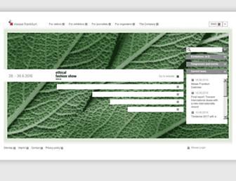 Thumbshot of Messefrankfurt.com