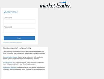 Thumbshot of Mymarketleader.com