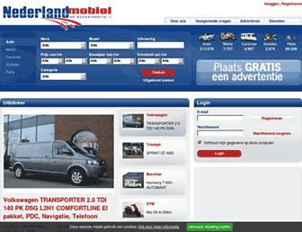 Thumbshot of Nederlandmobiel.nl