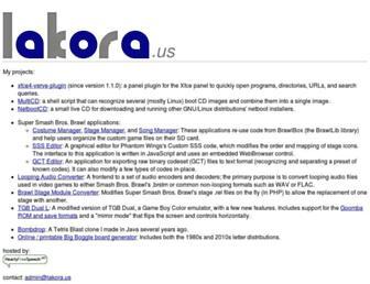 lakora.us screenshot