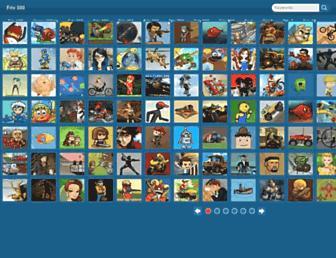 friv500com.com screenshot