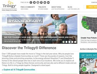Thumbshot of Trilogylife.com
